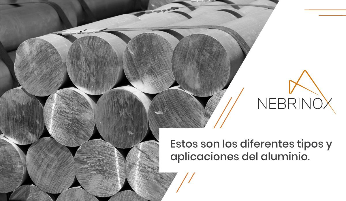 Estos son los diferentes tipos y aplicaciones del aluminio