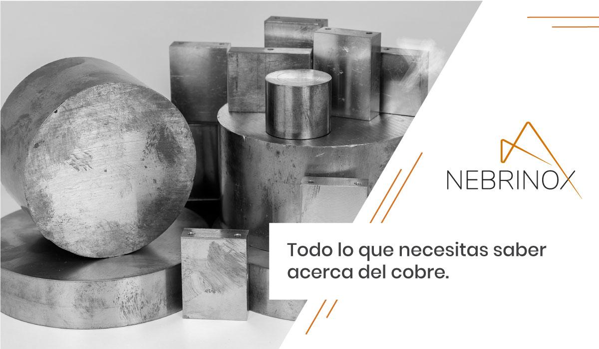 Características, propiedades, usos y curiosidades acerca del cobre